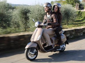 Motorcycle rental italy